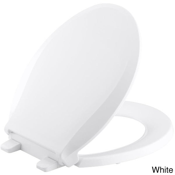 Kohler 'Cachet' Grip-Tight Round Toilet Seat