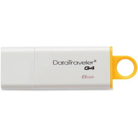 Kingston 8GB DataTraveler G4 USB 3.0 Flash Drive