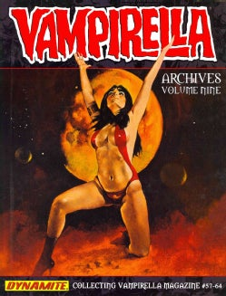 Vampirella Archives 9 (Hardcover)