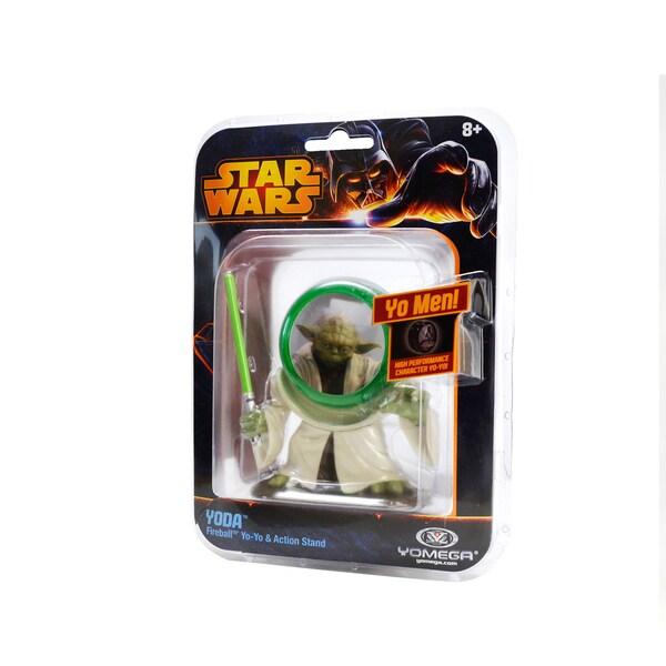 Star Wars Yoda Yomega Yo Men YoYo
