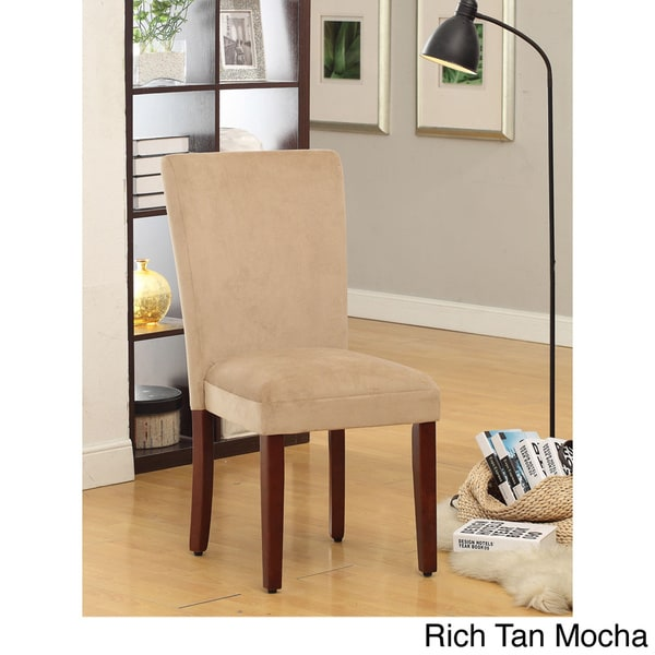 Shop HomePop Parsons Dining Chair (Set Of 2)