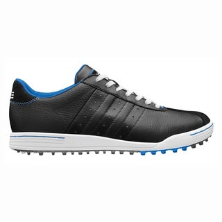 Adidas Men's Adicross II Black/ Blue Golf Shoes