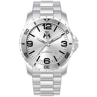 Jivago Men's Ultimate Silver/ Silver Watch