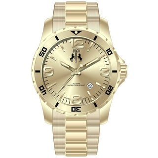 Jivago Men's Ultimate Gold/ Gold Watch