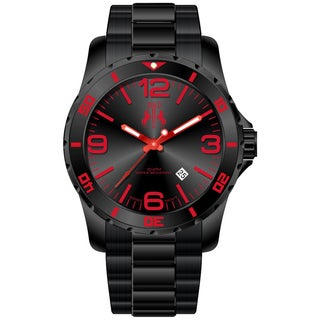 Jivago Men's Ultimate Red/ Black Watch