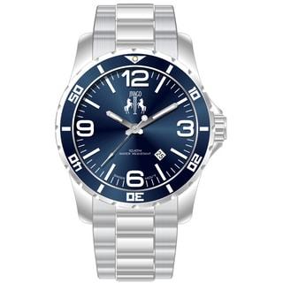 Jivago Men's Ultimate Blue/ Silver Watch