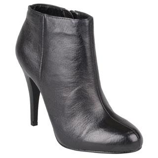 Steve Madden Women's 'Armen' Leather High Heel Booties