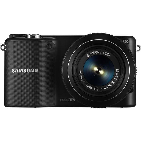 Samsung NX2000 20.3 Megapixel Mirrorless Camera (Body with Lens Kit)