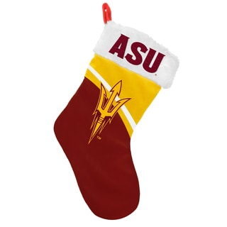 Forever Collectibles NCAA Arizona State Sun Devils Swoop Logo Stocking