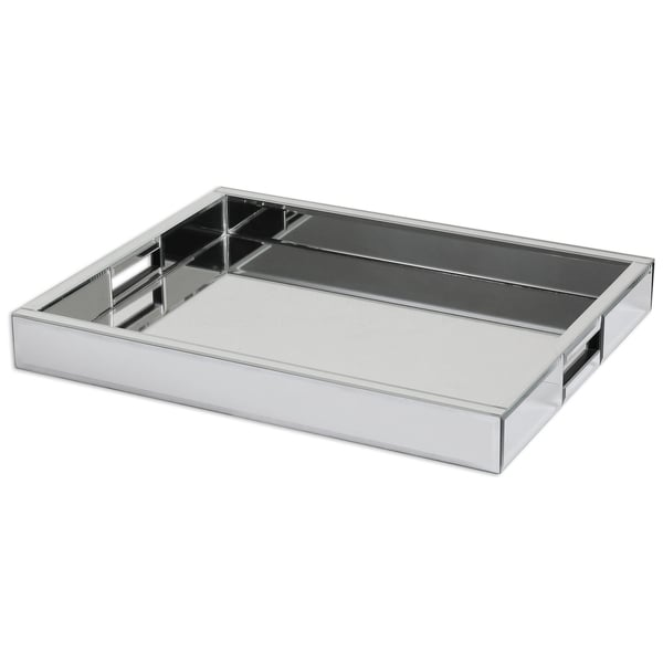 Uttermost 'Aniani' Smooth Polished Tray
