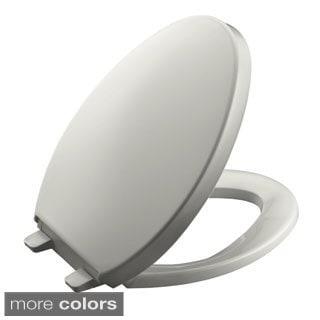 Kohler 'Saile' Quiet-Close Quick Release Elongated Toilet Seat
