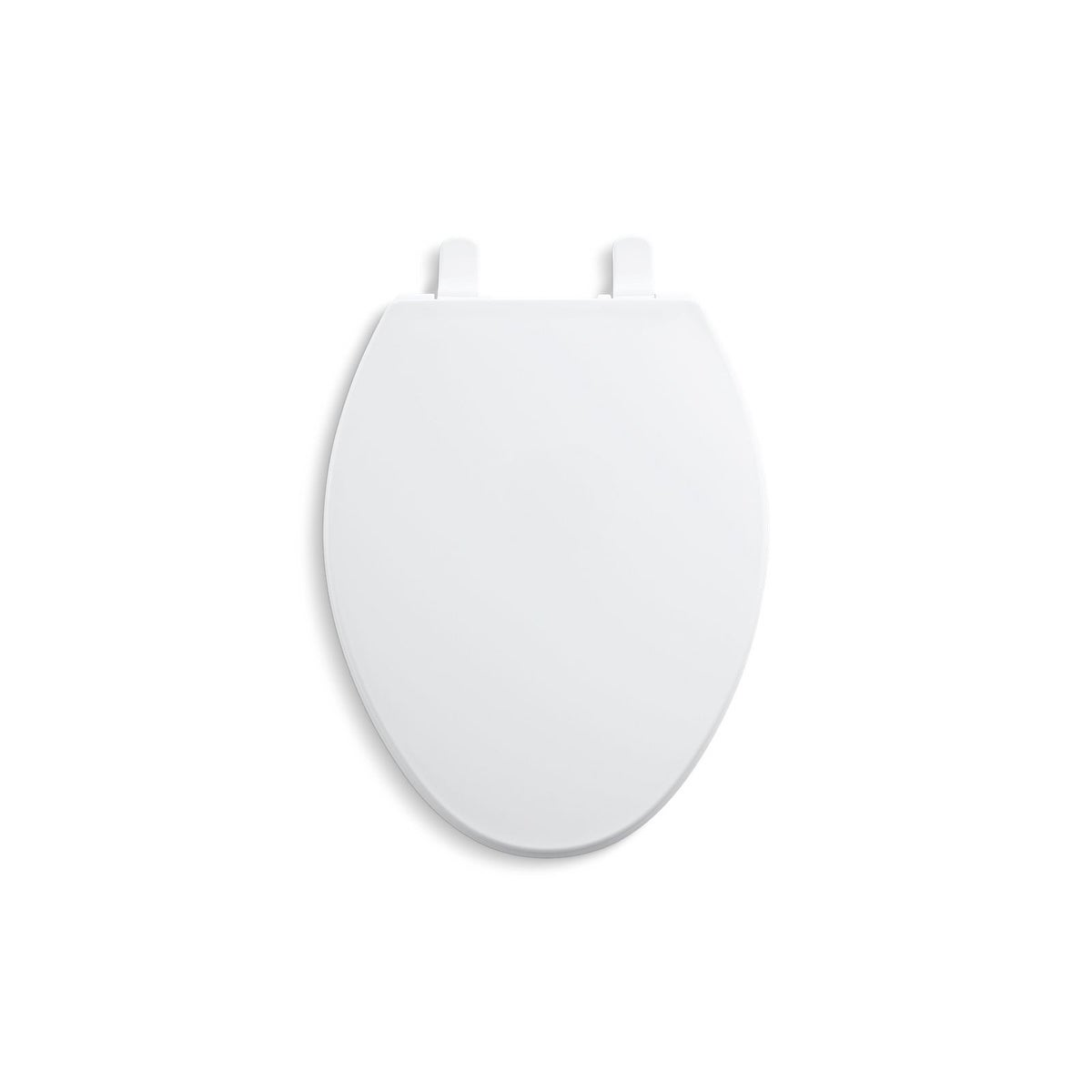 Remarkable Kohler Brevia Plastic Elongated Toilet Seat K 4774 0 White Beatyapartments Chair Design Images Beatyapartmentscom
