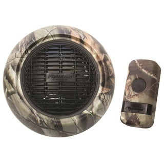 Extreme Dimension Sportsman's Camo Wireless Doorbell