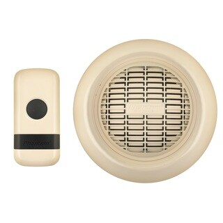 Sportsman's Almond Wireless Doorbell