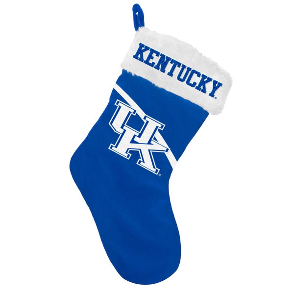 Forever Collectibles NCAA Kentucky Wildcats Swoop Logo Stocking