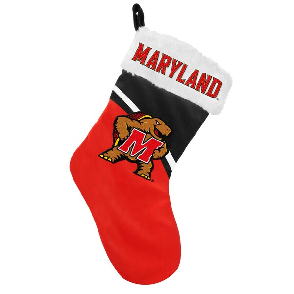 Forever Collectibles NCAA Maryland Terrapins Swoop Logo Stocking
