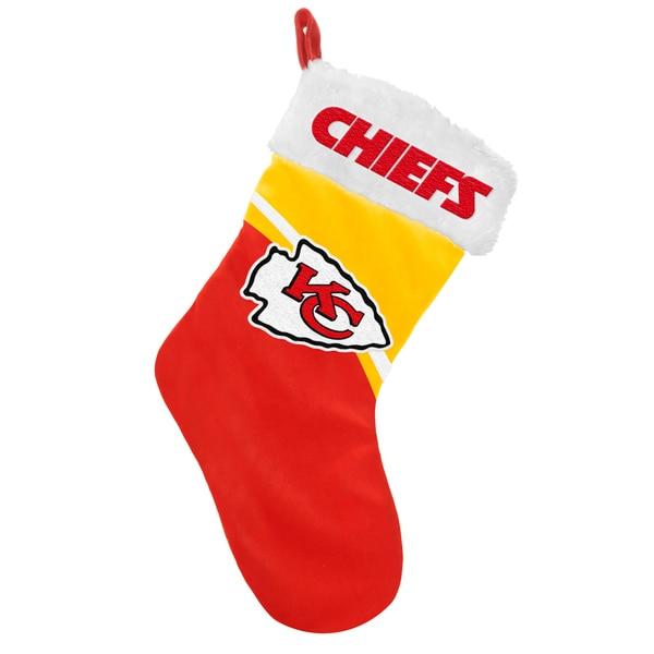 NFL Kansas City Chiefs Swoop Logo Stocking