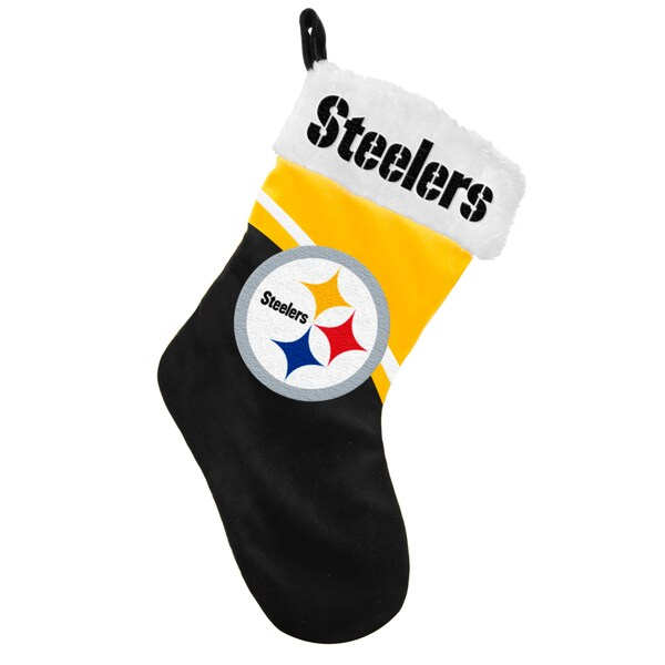 NFL Pittsburgh Steelers Swoop Logo Stocking