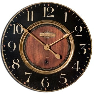 uttermost 23inch round wall clock - Target Wall Clocks