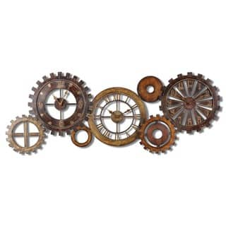 Uttermost Spare Parts Wall Clock|https://ak1.ostkcdn.com/images/products/8531621/P15813173.jpg?impolicy=medium