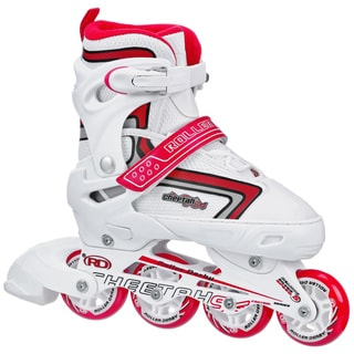 Cheetah S4 Girl's Adjustable Inline Skates