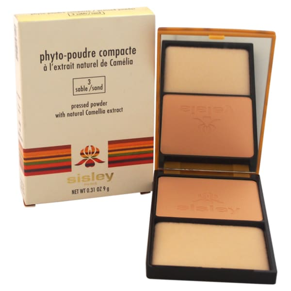 Sisley Phyto Poudre Sand 3 Compacte Pressed Powder