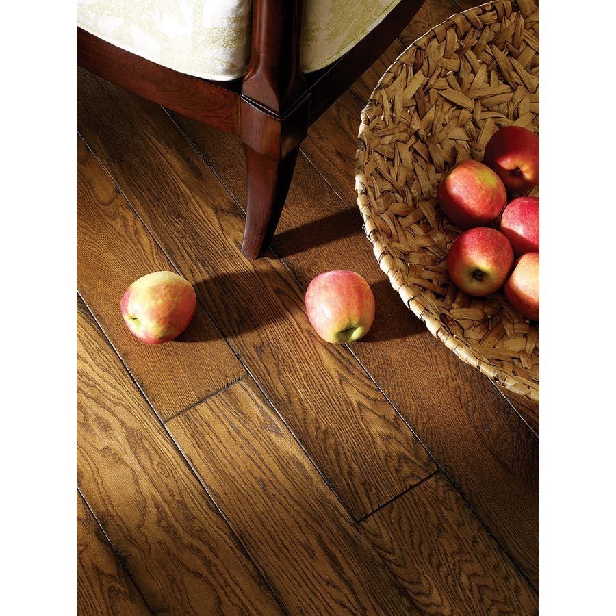 Envifloors Envi Antique Oak Engineered Hardwood Flooring ...