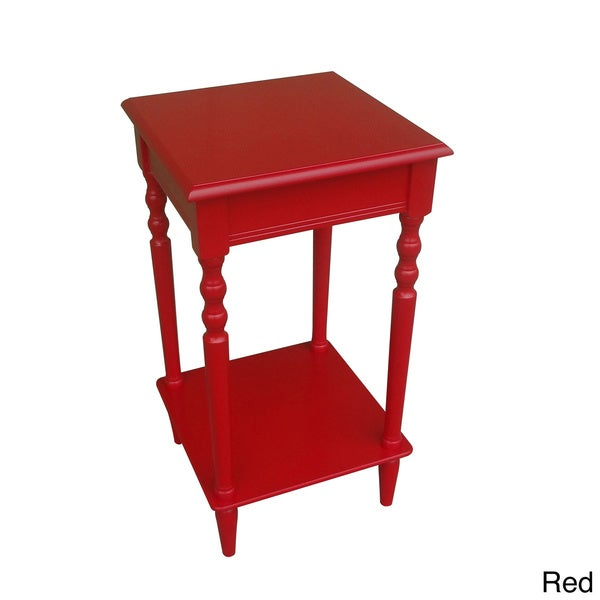 2 Tier Accent Table Free Shipping Today Overstock Com