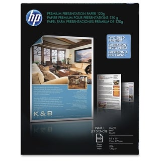 HP Premium Inkjet Print Presentation Paper