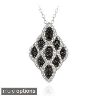 Glitzy Rocks Sterling Silver Gemstone Necklace