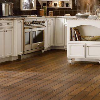 Shop Envi Antique Oak Ez Click Hardwood Flooring 26 05 Sq