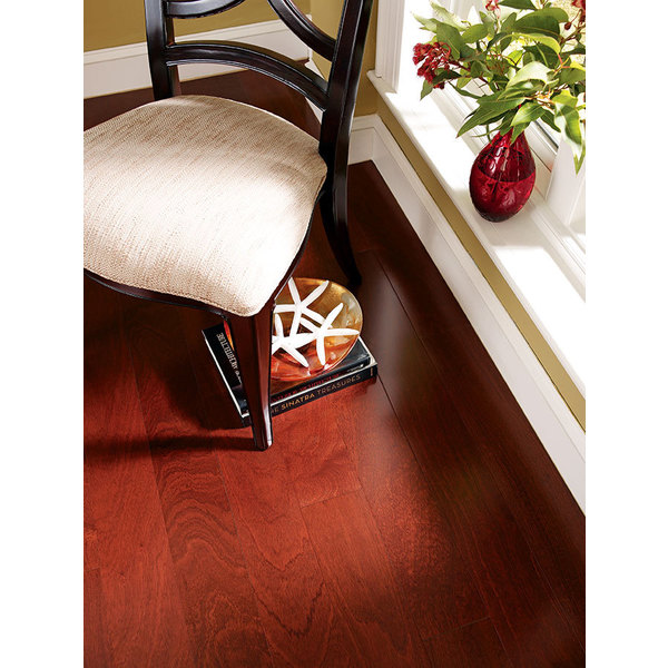 Shop Envi Exotic African Mahogany Engineered Flooring Free