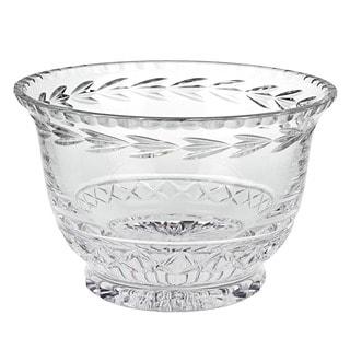 Garland Revere 6-inch European Hand Cut Crystal Bowl