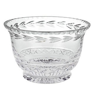 Garland Revere 6-inch European Hand Cut Crystal Bowl