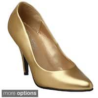 Pleaser Women's 'Vanity-420' Pointed Toe Pumps