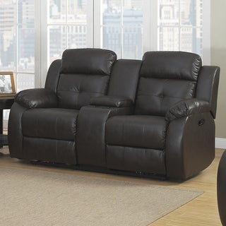 Troy Dual Reclining Loveseat