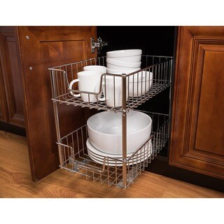 Trinity EcoStorage 2-tier Wire Drawers