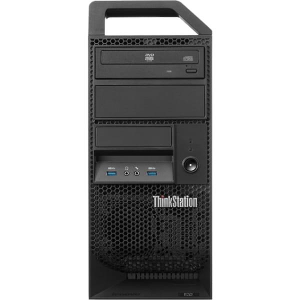 Lenovo ThinkStation E32 30A1000SUS Workstation - 1 x Intel Core i3 (4