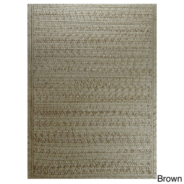 Winters Braided Area Rug (3'6 x 5'8)
