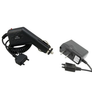 INSTEN Travel Charger/ Security Cable for Gateway SADP-65KB