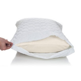 Remedy Water and Bed Bug Proof Cotton Pillow Protector