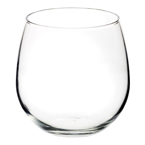 220546f3918 Shop Stemless Red Wine Glass Set of 4 - Free Shipping On Orders Over $45 -  Overstock - 8534612