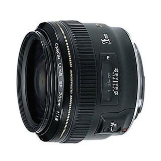 Canon Wide Angle EF 28mm f/1.8 USM Autofocus Lens
