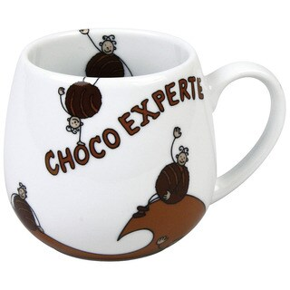 Konitz Choco Expert Snuggle Mugs (Set of 2)