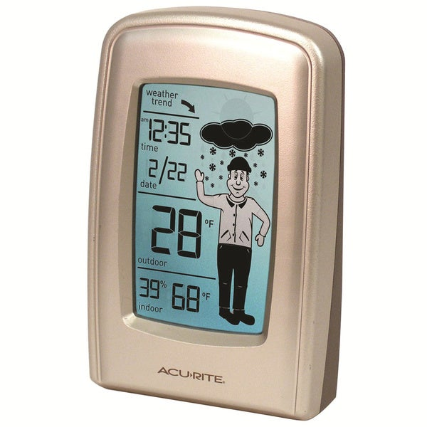 AcuRite What-to-Wear Weather Station - Shop AcuRite What-to-Wear Weather Station - Free Shipping Today