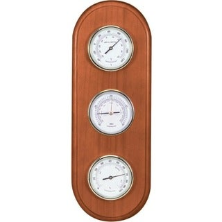 AcuRite 14-inch Pine Wood Weather Station