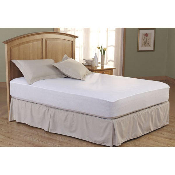 Total Protection Waterproof Mattress Pad Free Shipping
