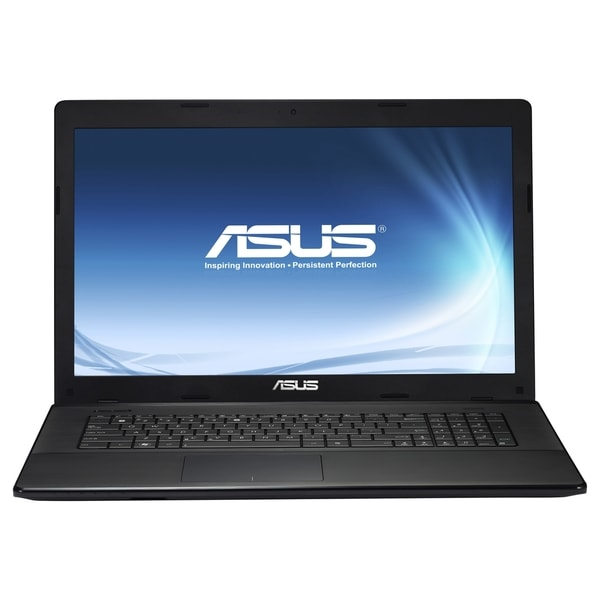 "Asus X75A-DH32 17.3"" LCD Notebook - Intel Core i3 (3rd Gen) i3-3110M"