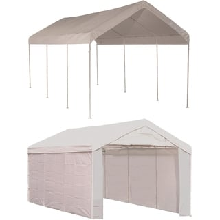 Shelterlogic MAX AP Canopy Series 10' x 20' 2-in-1 Canopy Pack