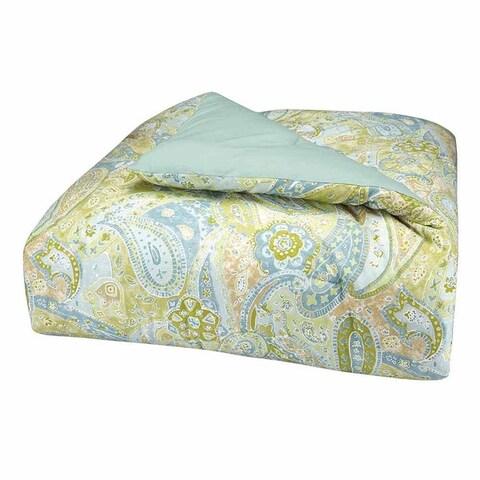 Soho New York Home Sea Glass 8-piece Cotton Comforter Set